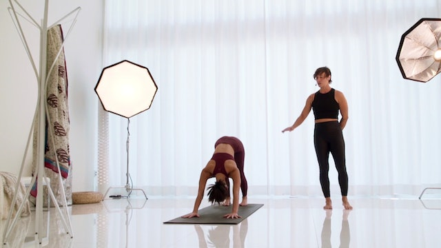 Ashtanga for Beginners with Day