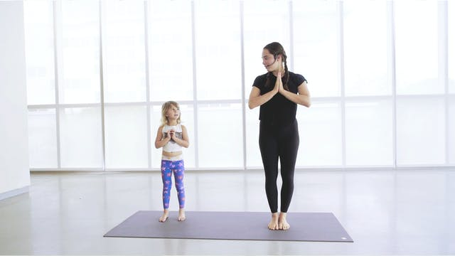 Yoga For Kids - 15 Minutes