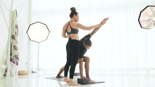 Yoga for Athletes with Dawn