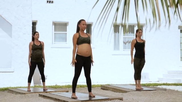 Chapter 3: Prenatal Yoga with Dawn Feinberg