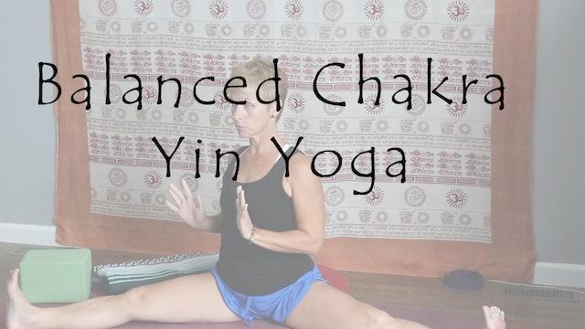 Balanced Chakra Yin Yoga – All Level