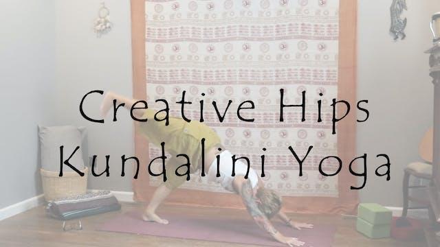 Creative Hips – Kundalini Yoga Level 1/2