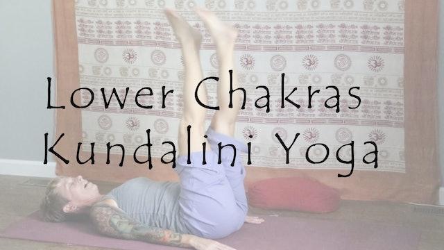 Lower Chakras Kundalini Yoga – Level 1/2