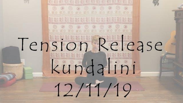 Tension Release (kundalini)