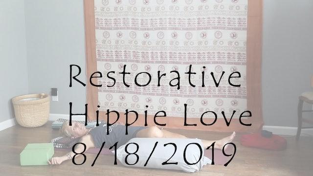 Restorative Hippie Love