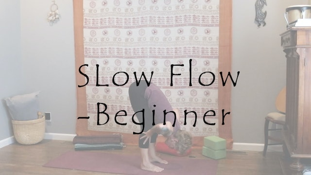 Slow Flow – Beginner
