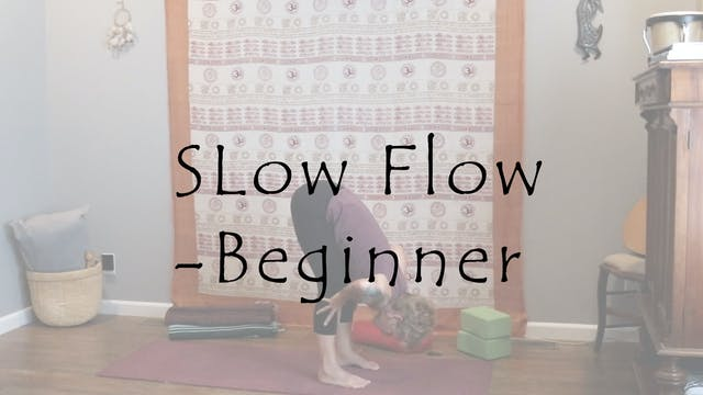 Slow Flow – Beginner