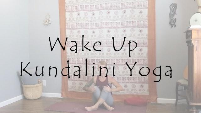 Wake Up Kundalini Yoga – Level 1/2