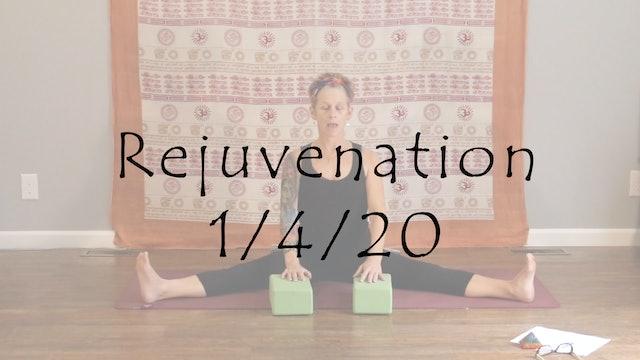 Rejuvenation – YIN Level 1/2