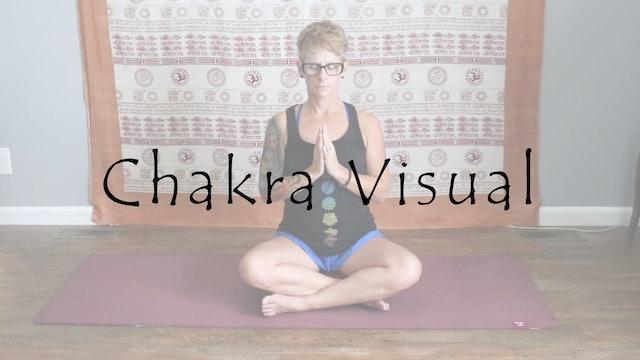 Chakra Visualization