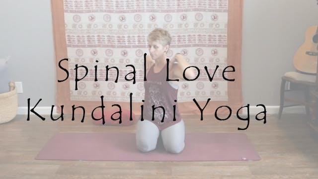 Spinal Love Kundalini Yoga – Level 1/2