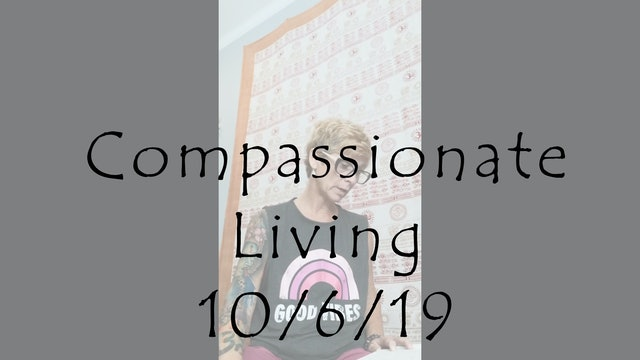 Ahimsa ~ 1st Step to Compassionate Living!