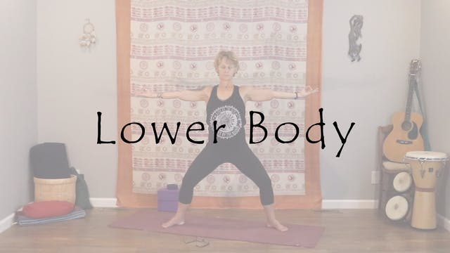 Lower Body - All Levels