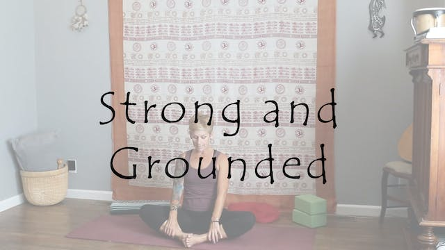 Strong and Grounded – All Level