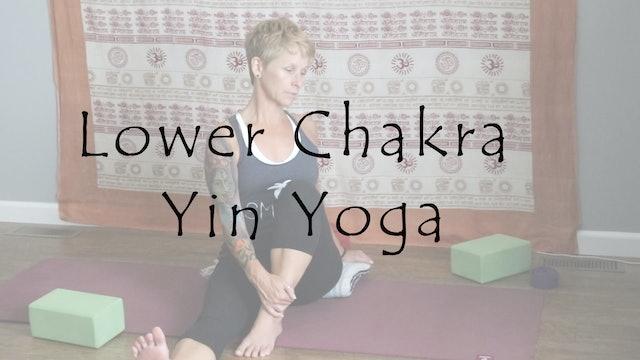 Lower Chakra Yin Yoga – All Level