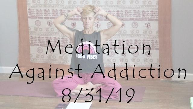 Kundalini Yoga Against Addiction Meditation
