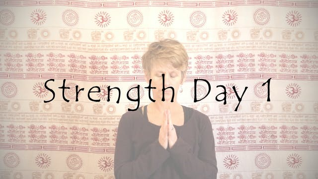 Root Into Your Strength