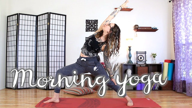 Morning Yoga - Yoga Vida Community