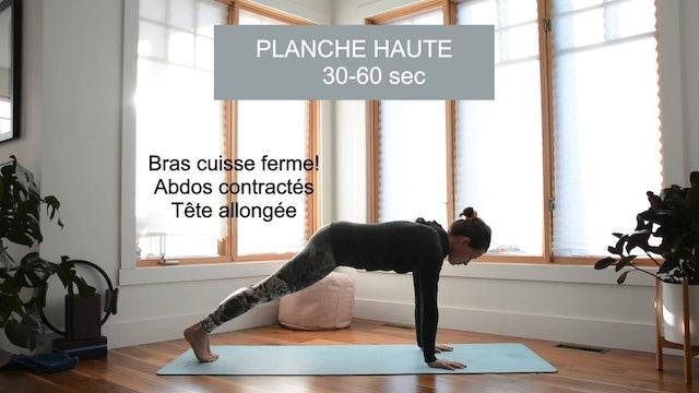 Planche Haute