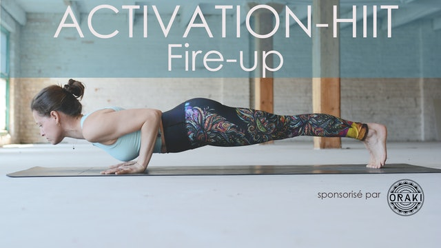 HIIT - FIRE UP