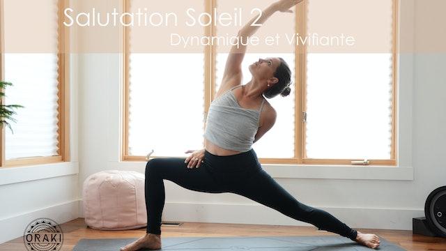 Salutation Soleil 2 - Dynamique et Vivifiante