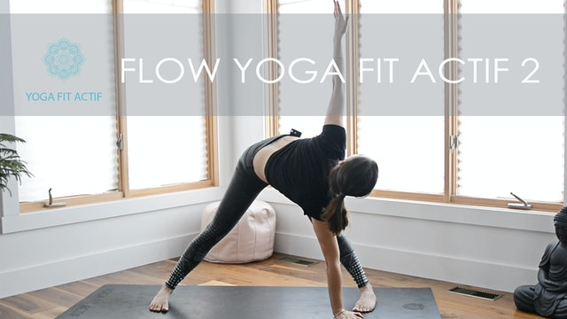 FLOW YOGA FIT ACTIF  2