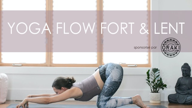 STRONG FLOW CORE FLOW