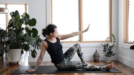Yoga  Fit  Actif  - Catherine Roy Video