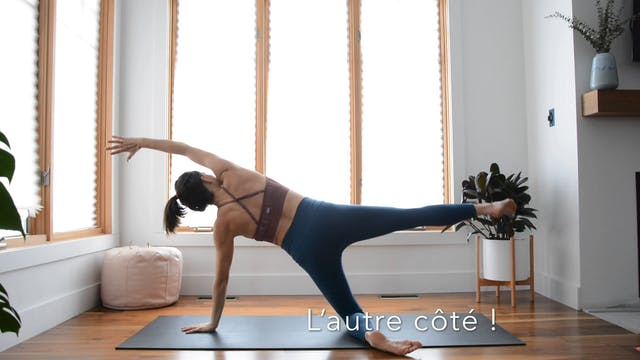 CRUNCH LATERAL DROITE