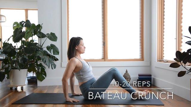 BATEAU CRUNCH