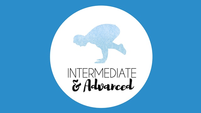 Intermediate and Advanced Classes