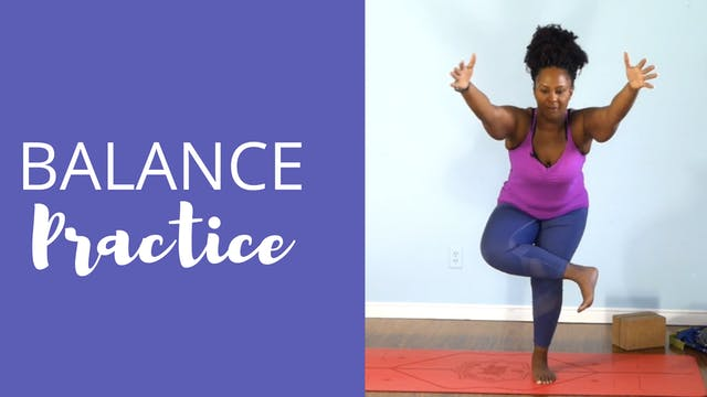 10-Minute Balance Practice