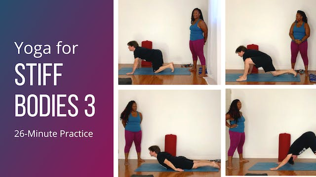 Yoga For Stiff Bodies 3