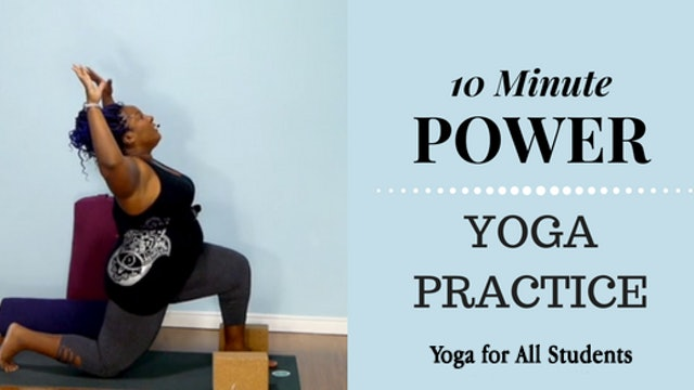 10-Minute Power Practice