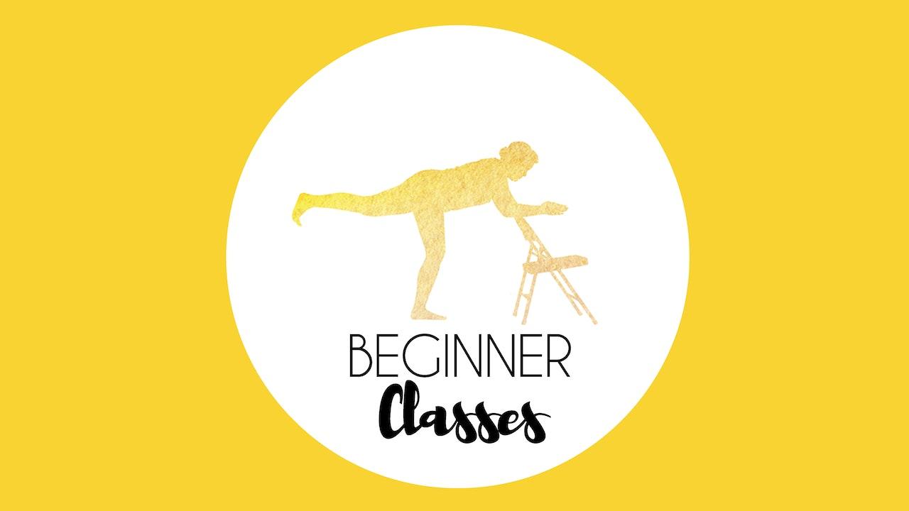 Beginner Yoga Classes
