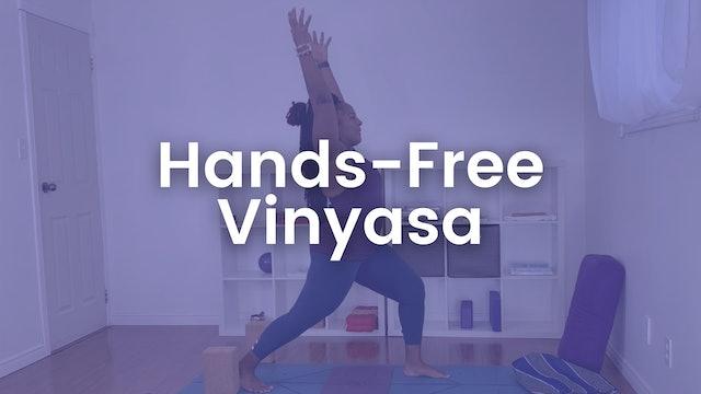 Hands-Free Vinyasa Flow