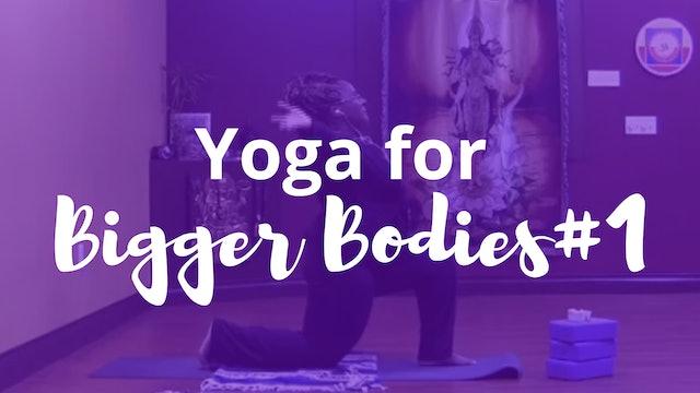 Yoga for Bigger Bodies 1