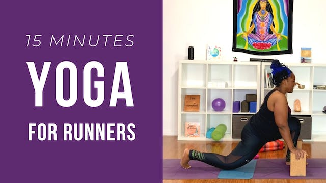 15 Minutes of Yoga for Runners