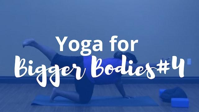 Yoga for Bigger Bodies 4