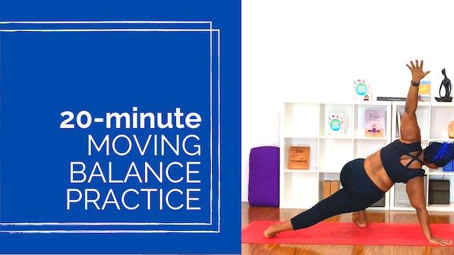 Moving Balance Practice