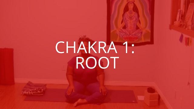 Chakra 1: Root
