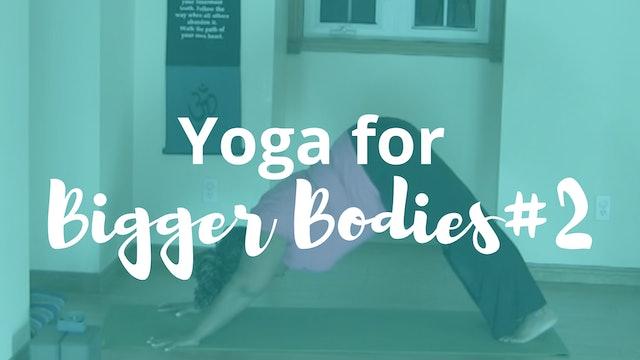 Yoga For Bigger Bodies 2