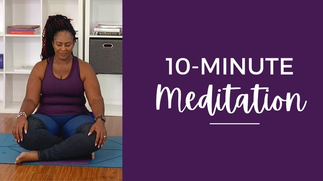10-Minute Meditation Practice