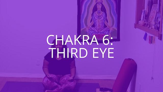 Chakra 6: Third Eye