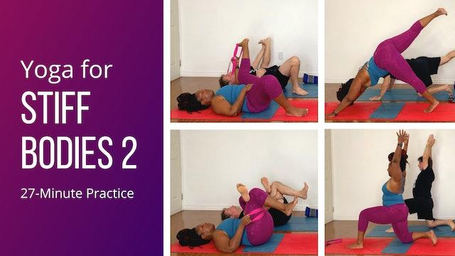 Yoga for Stiff Bodies 2