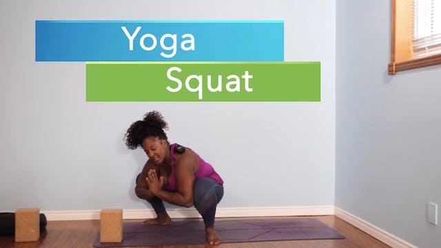 Yoga Squat / Malasana