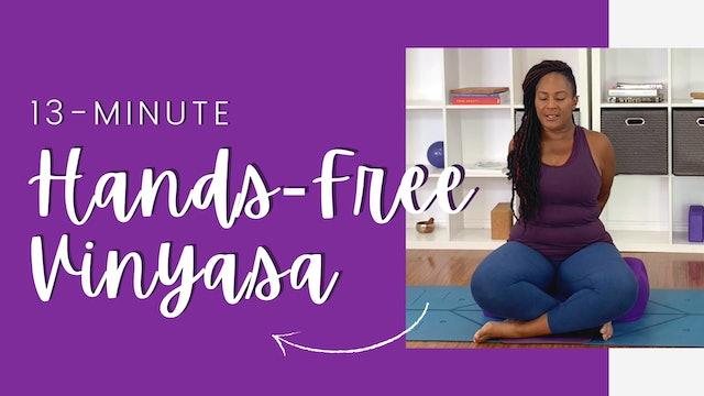 Hands Free Vinyasa 2