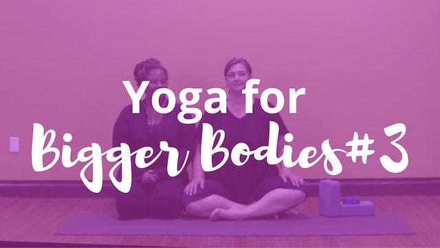 Yoga for Bigger Bodies 3