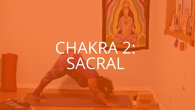 Chakra 2: Sacral