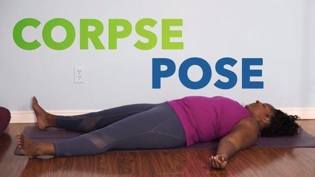 Corpse Pose / Savasana